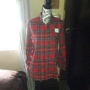 OLD NAVY, THE TUNIC SHIRT, NEW WITH TAGS
